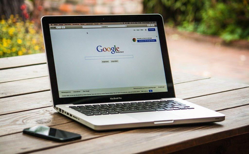 Google posicionamiento my business