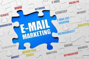 email-marketing puzzle