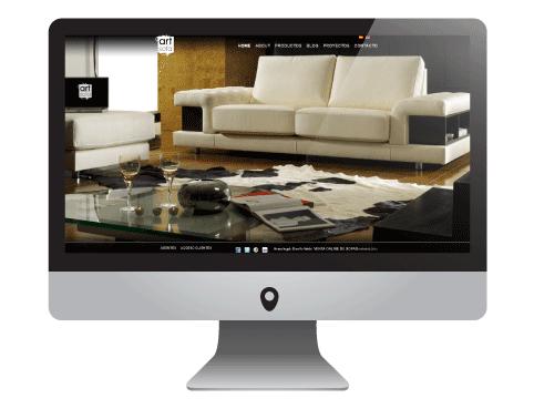 Web ArtSofa