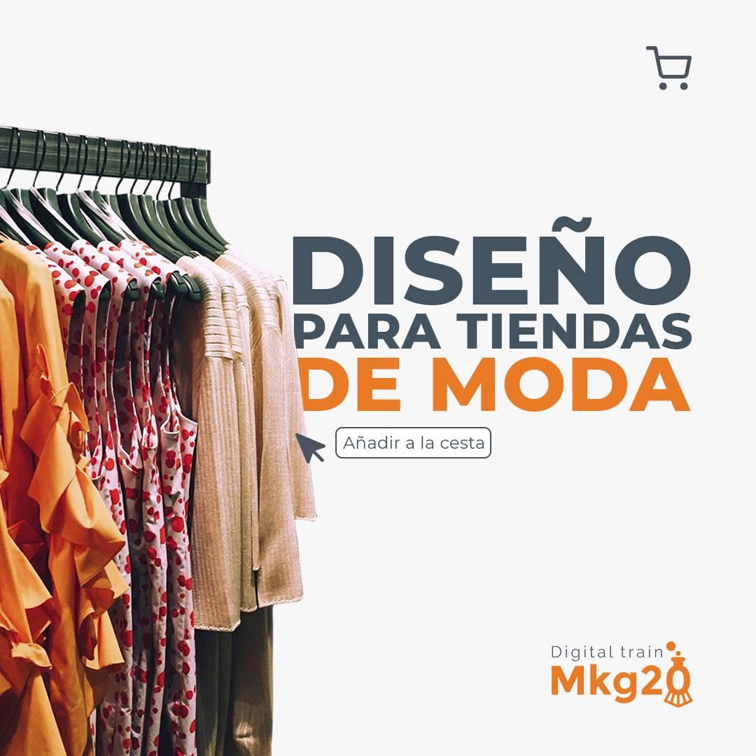 Diseño web para tiendas de moda