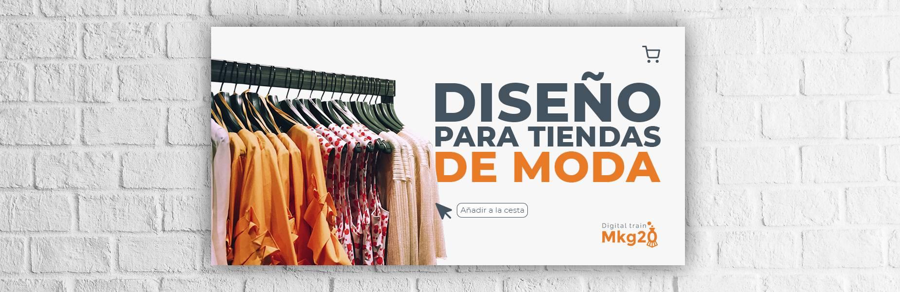 Uso del diseño web para el posicionamiento de las tiendas de moda