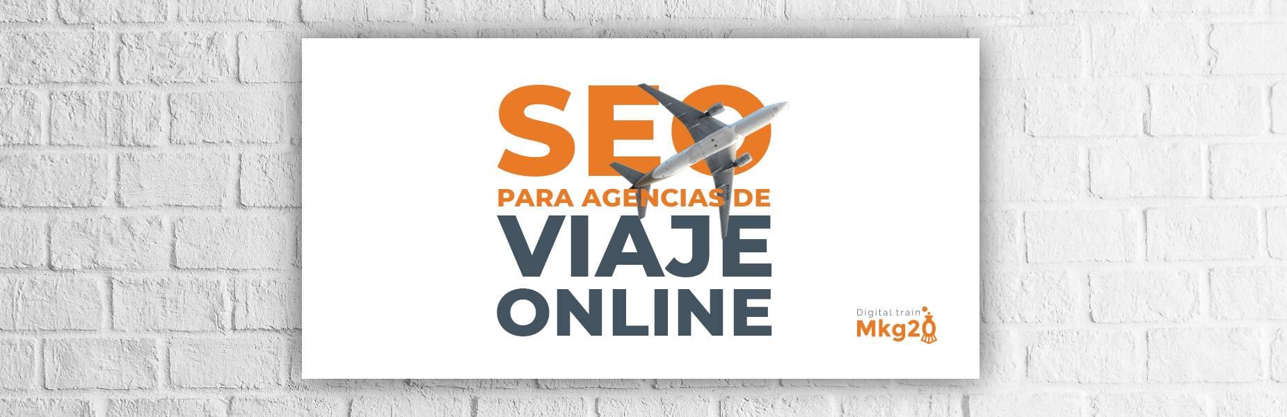 SEO para agencias de viajes online