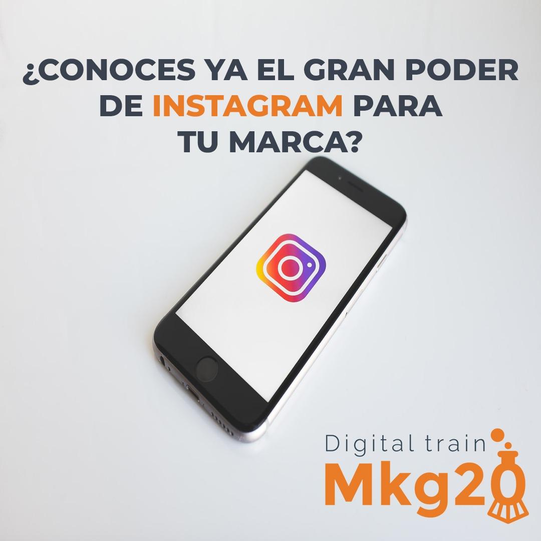 Queremos ayudarte a publicitar tu marca a través de Instagram
