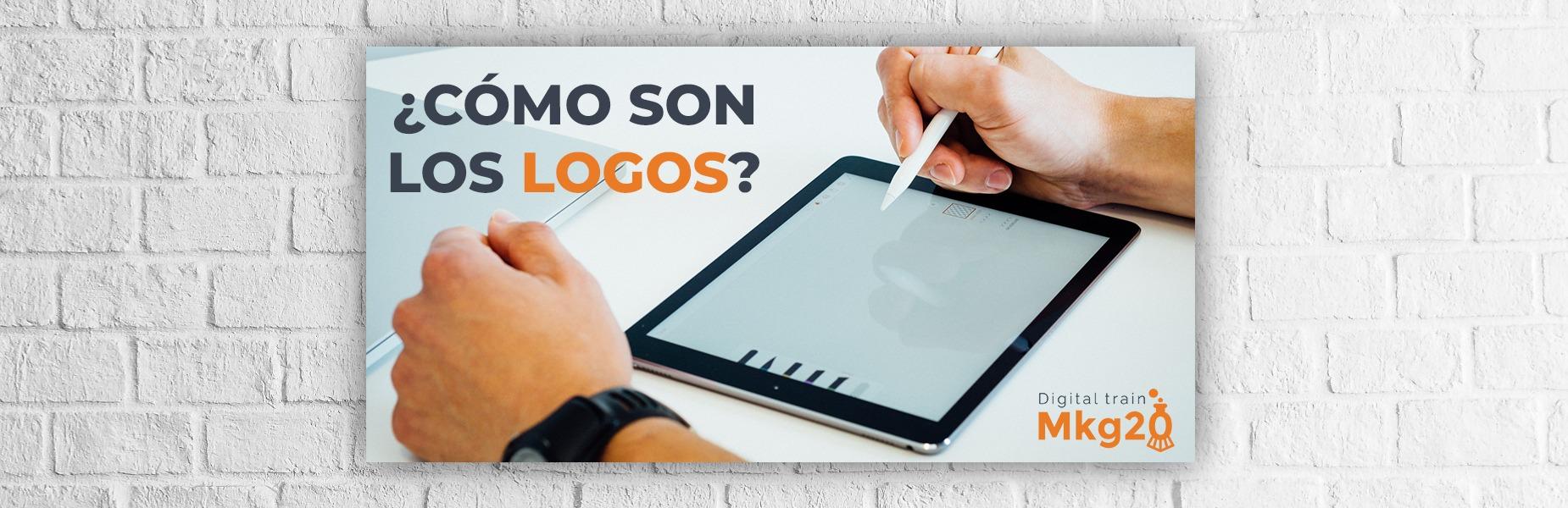 ¿Qué tipos de logos existen?